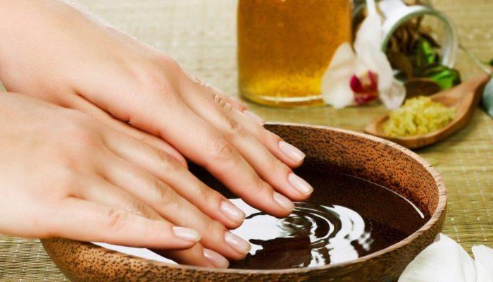 Как укрепить ногти не выходя из дома