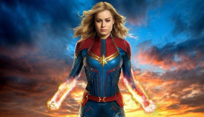 Фильм Капитан Марвел 2019, описание