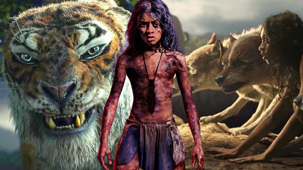 Маугли 2019 года – фильм легенда