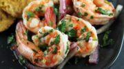 Оригинальные рецепты с креветками