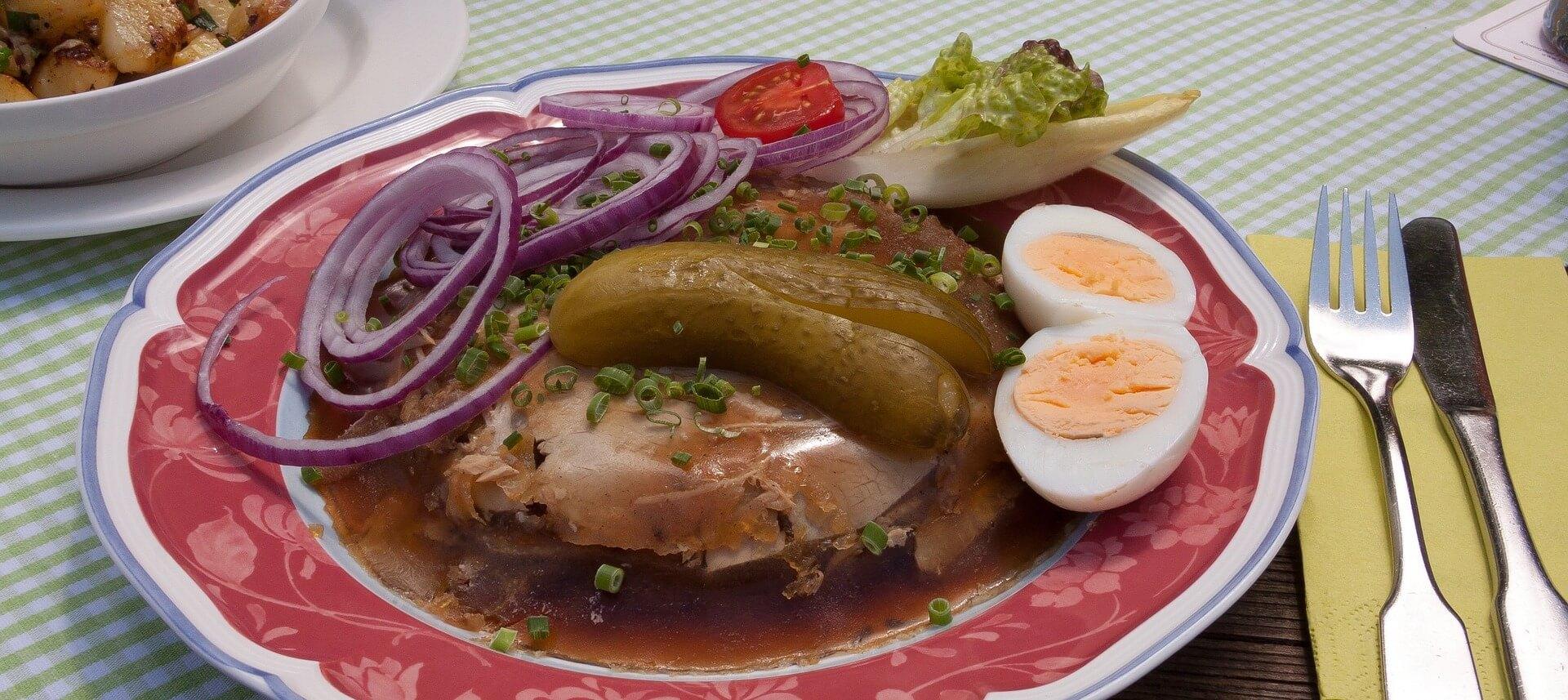 Холодец из говядины: интересный пошаговый рецепт поморской кухни