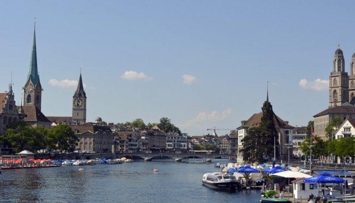 Цюрих, сердце Швейцарии
