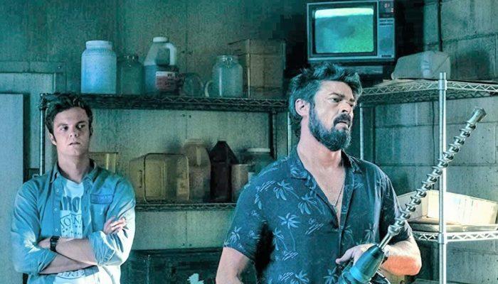«Пацаны» — несмотря на недавний старт сериал уже выбился в лидеры рейтингов