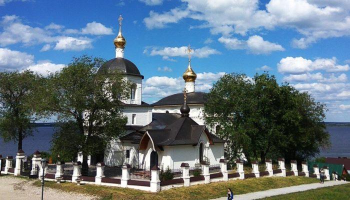 Свияжск — город, который стоит увидеть!