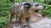 Гиенодон — кошачья грация ожившего кошмара